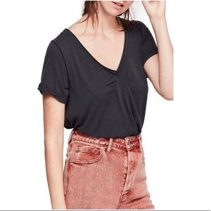 NWT Free People All You Need Tee